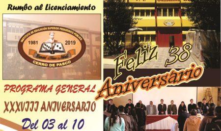 38 Aniversario